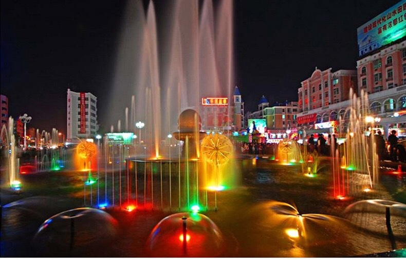 10W_Led_Underwater_Light_Outdoor_Fountain_Waterproof_7