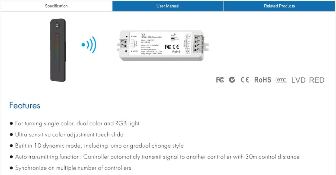 4A_3CH_RGB_LED_Controller_Set_V3_R13_1