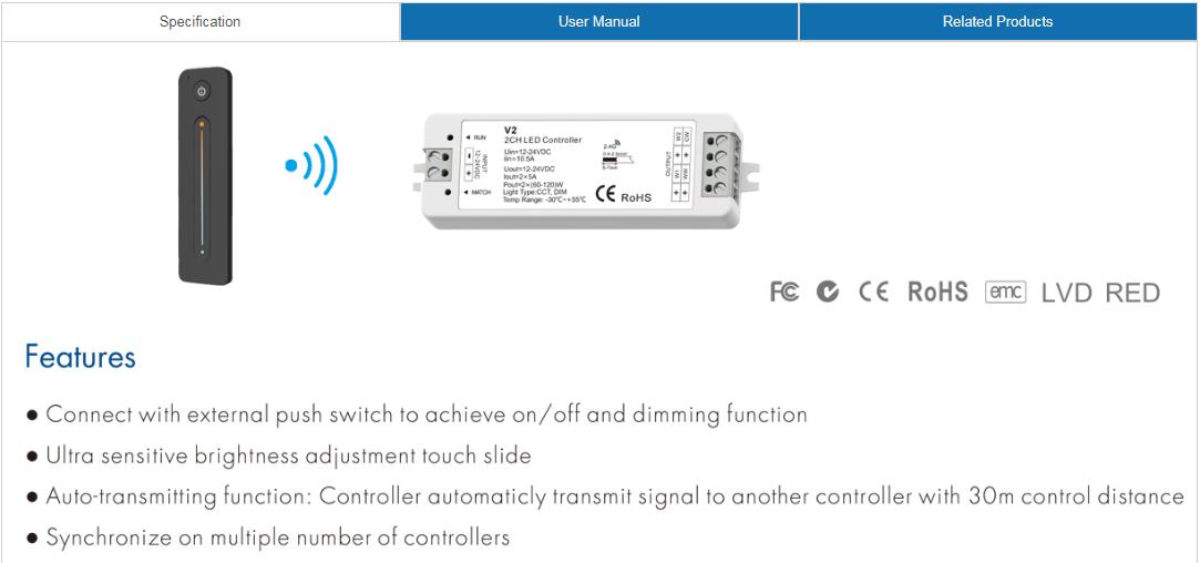 5A_2CH_Color_Temperature_LED_Controller_Set_V2_R12_1