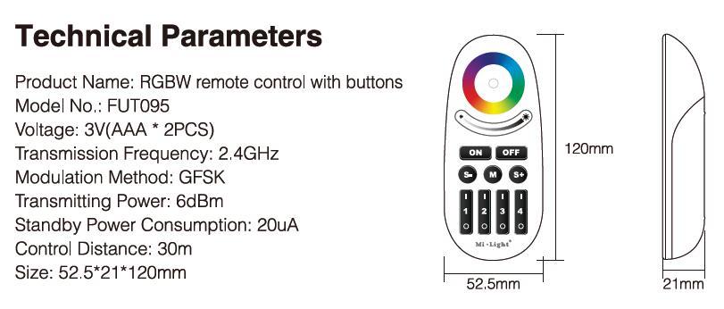 Aluminum_Led_controller_dimmer_Mi_light_controller_KSB_KZQ14_2