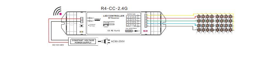 Bincolor_Controller_P4X_R4_CC_2.4G_8