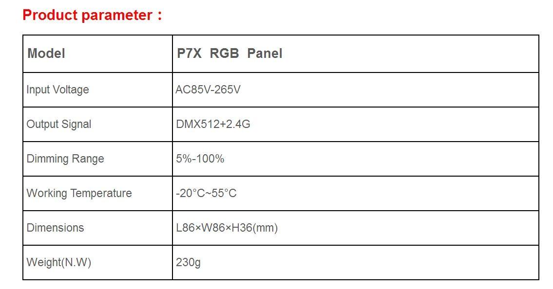 Bincolor_Controller_P7X_R4_CC_2.4G_1