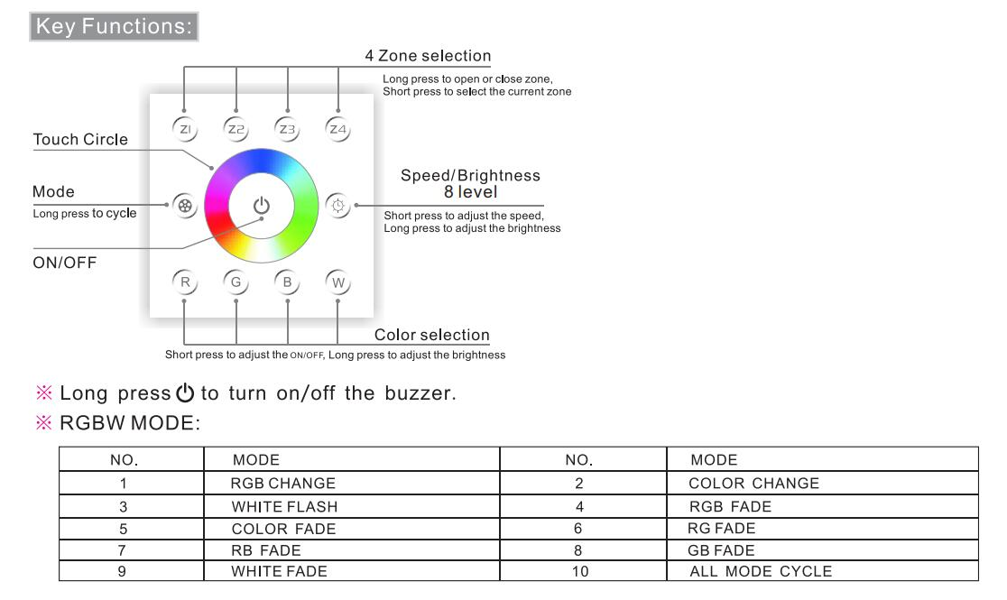 Bincolor_Controller_P8X_R4_CC_2.4G_5
