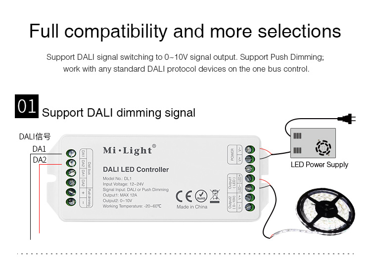 DC12_24V_MiLight_DL1_DALI_Power_Saving_And_Smart_LED_Controller_5
