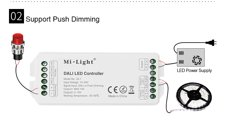 DC12_24V_MiLight_DL1_DALI_Power_Saving_And_Smart_LED_Controller_7