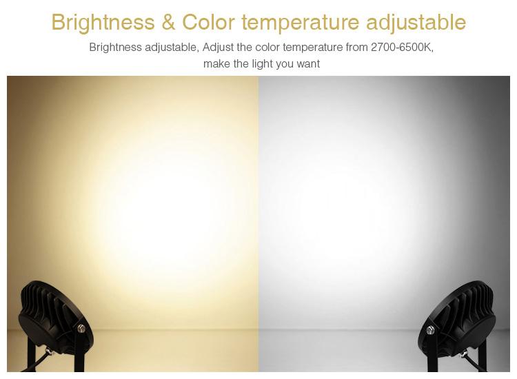 DC24V_MiLight_SYS_RC2_15W_RGB_CCT_LED_Garden_Light_Subordinate_Lamp_6