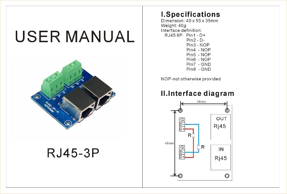 DMX_Controller_RJ45_3P_DMX512_1