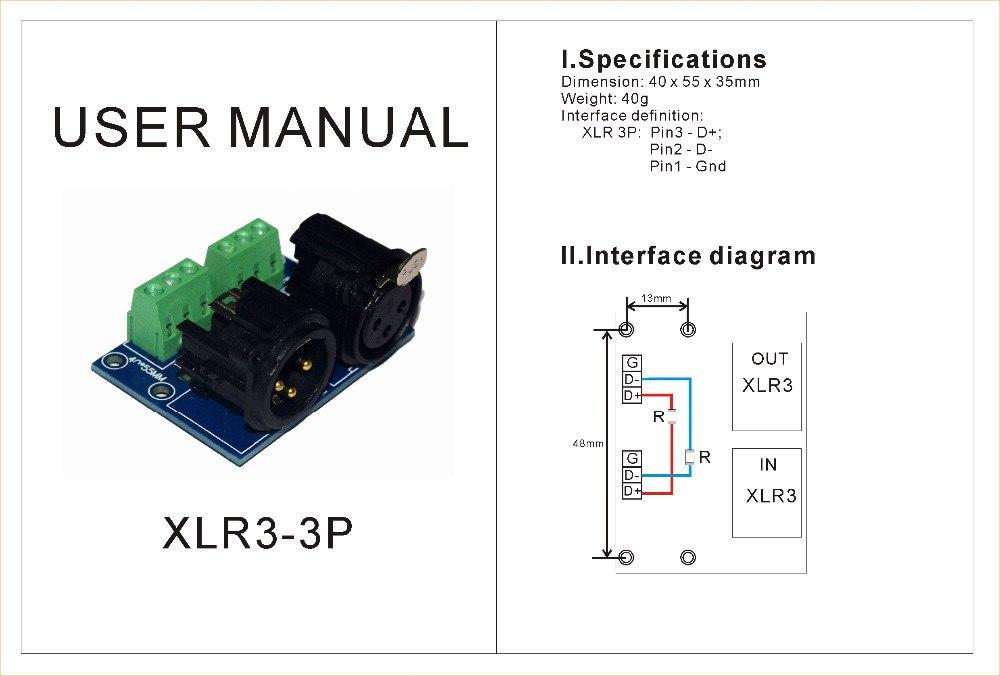 DMX_Controller_XLR3_3P_DMX512_1