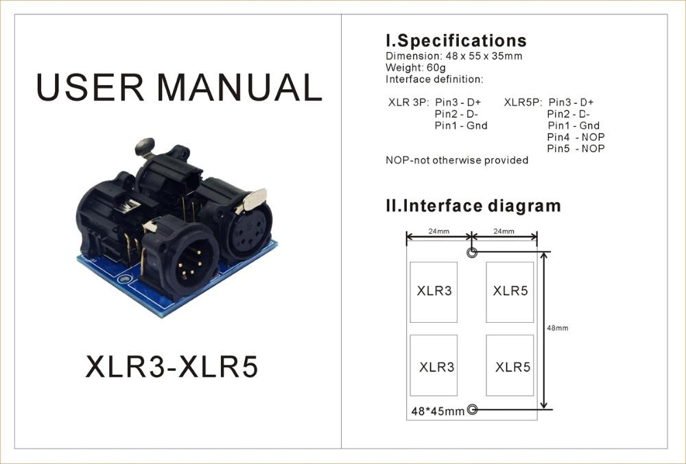 DMX_Controller_XLR5_XLR3_DMX512_1