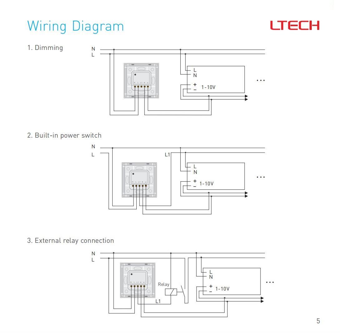 E610P_RF_0_10V_Wireless_Dimmer_E610P_RF_5