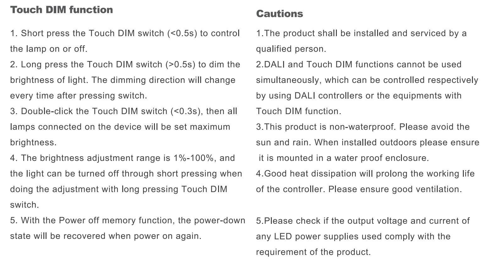 EUP200AD1H24V0_Constant_Voltage_Dimmable_Driver_7