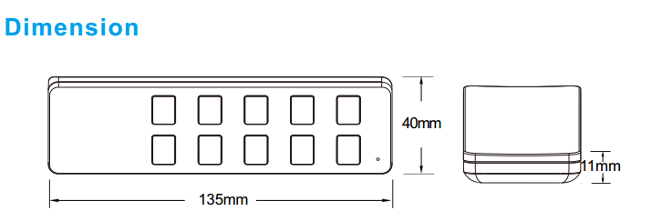LED_STRIP_LIGHT_RU8_RF_DIMCCT_CONTROL_SYSTEM_1