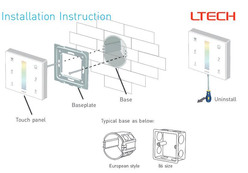 LTECH_RF_Touch_Power_Panel_E4S_4