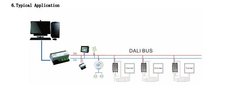 Leynew_Rail_type_DALI_to_0_1_10V_dimmer_DL108_LED_Controller_5