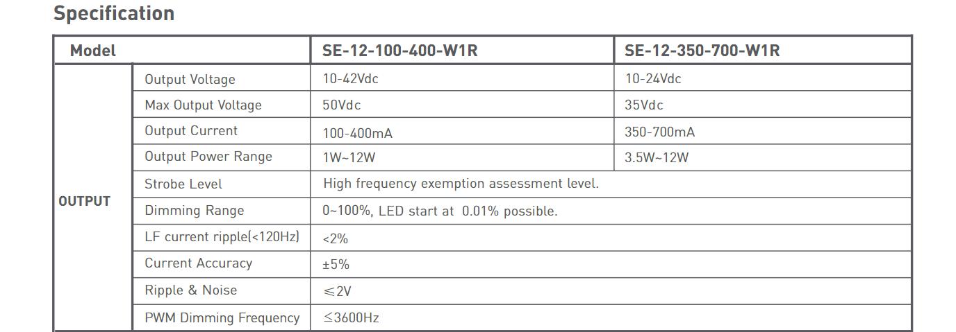 Ltech_SE_12_350_700_W1R_CC_LED_Driver_3
