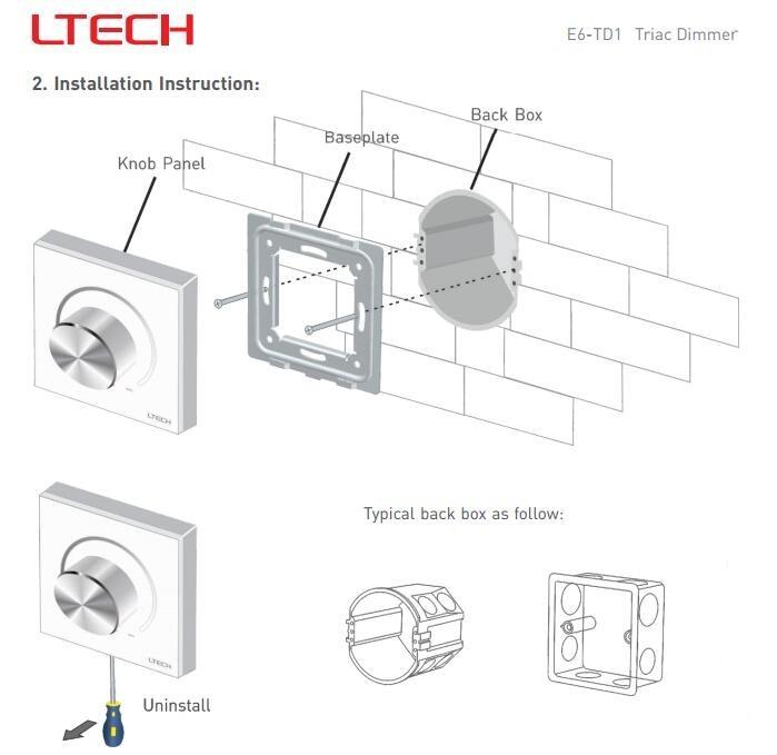 ltech e6