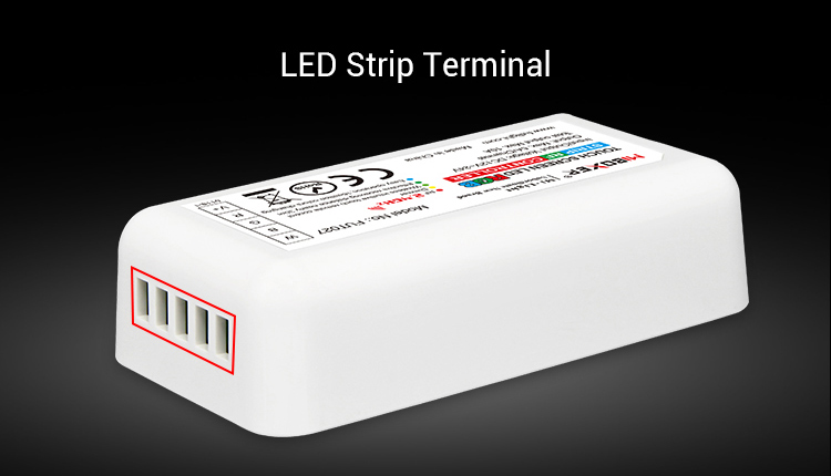 MiLight_FUT027_2.4GHz_DC12V_24V_Available_Touch_RGBW_LED_Strip_Controller_8