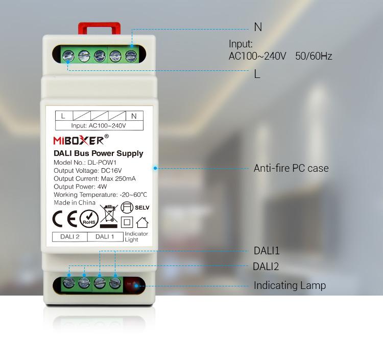 Mi_Light_DL_POW1_DC16V_4W_DALI_Bus_Power_Supply_DIN_Rail_7