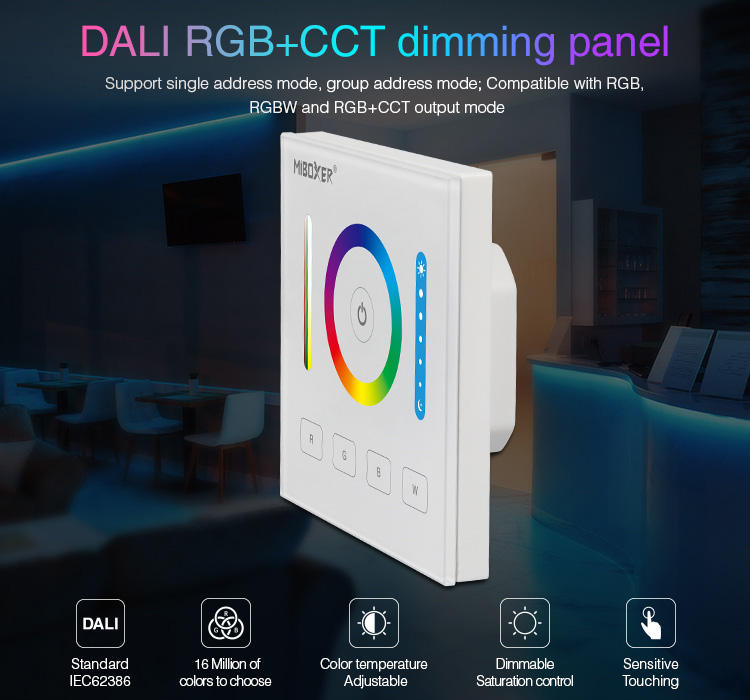 Mi_Light_DP3_RGB_CCT_Dimming_Panel_DALI_Power_Controller_1
