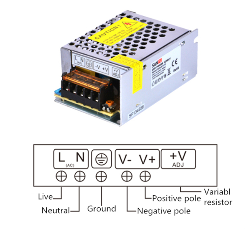SANPU_EMC_EMI_EMS_SMPS_12VDC_Switching_8