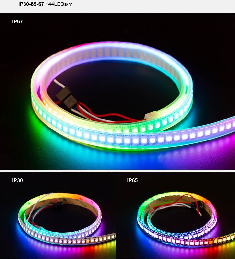 WS2815_DC12V_5m_30_Leds_RGB_LED_Pixels_Strip_Light_2