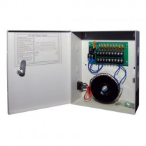 120W 5A 9CH DC 24V Switch Mode CCTV Distribution Box Power Supply