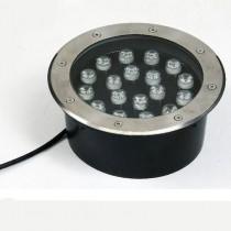 Waterproof 18W LED Underground Light Inground Ground Garden Path Floor Lamp