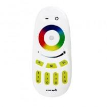 2.4G 4 zone group RGBW RGB Wireless RF Touch Remote 2.4g