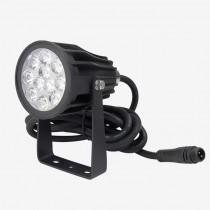 FUTC08 MiLight 6W RGB+CCT Lamp Floodlight LED Garden Light 24V Waterproof 2.4G Remote App Voice Control