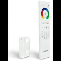 LTECH CT Touch Series Remote Control Q5 RGBWW 4 Zones RF