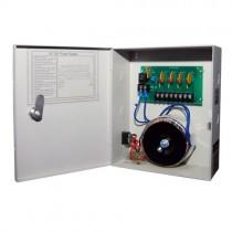 240W 10A 4CH DC 24V Switch Mode CCTV Box Portable Power Supply