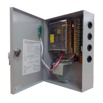 240W 20A 18CH DC 12V Output Switch Mode CCTV Distribution Box Portable Power Supply