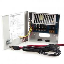 36W 3A 4CH DC 12V Output Switch Mode CCTV Box Power Supply
