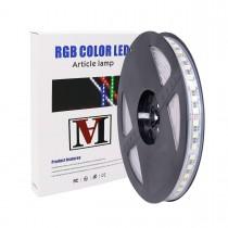 5050 RGBW RGB+Warm White 4 Colors in 1 5050 96 LEDs/m 24V LED Strip 16.4ft