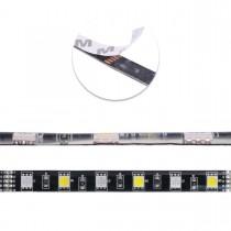 5050 RGBW LED Strip 16.4ft 5M 300leds RGB+Warm Whtie Flexible Lights 12V