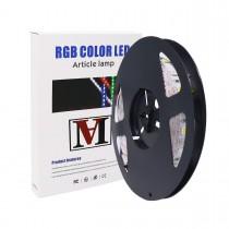 5050 RGBW LED Strip 16.4ft 5M 300leds RGB+Cool Whtie Lights 12V
