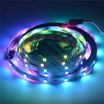 5M 150LEDS SK6812 LED 5050 RGB Pixel Strip DC 5V 30leds/M Light