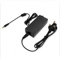 72W 3A DC 24V Plastic Shell Enclosed Power Supply Adapter For LED Strip Light