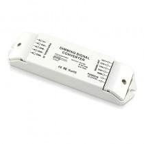 BC-964-PWM/BC-964-010V Bincolor LED 4CH Controller Dimming Signal Converter 12V-24V