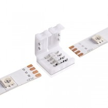 4Pin RGB LED Strip Lights Fast Conector For Width 10mm RGB Strip 30pcs