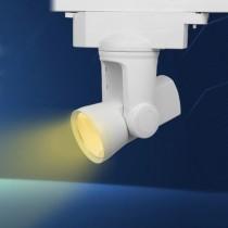AL1 Mi.Light 25W LED Auto Track Light Downlight 2-wire Dimmer Alpha Lite Tracking Lamp