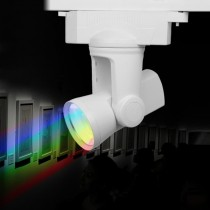 AL3 Mi.Light 25W Downlight 2-wire RGBW Alpha Lite LED Auto Track Light Tracking Lamp