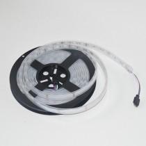 Waterproof 5050 LED Strip Light RGB 5M 150leds DC 12V + IR LED Controller