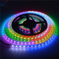 APA102 RGB DC 5V 60 LEDs Multicolor Led Strip Advertising Board