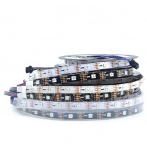 APA102 RGB Full Color DC 5V 30LEDs Digital Led Strip 150 5050SMDs