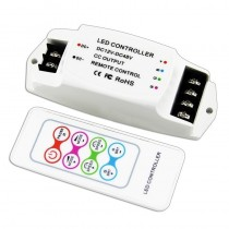 BC-361-CC Bincolor Led Controller RGB Dimmer with RF Wireless Remote