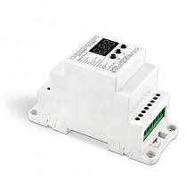 Bincolor Led Controller BC-833-DIN 3CH DIN Rail 3CH DMX512/1990 Decoder