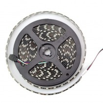 Black PCB LED Strip 5050 RGB Waterproof DC12V 60LED/m Flex Light