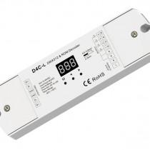 Skydance D4C-L 350mA 4CH Constant Current DMX512 & RDM Decoder