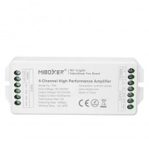 DC12-24V 4 Channel High Speed Amplifier for 3528 5050 SMD RGB RGBW LED Strip Light 15A 360W